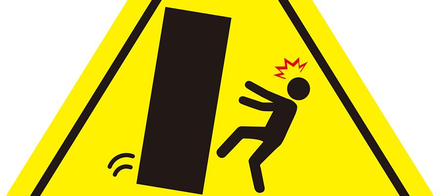 地震対策としてお部屋のレイアウトも考えよう! 家具の転倒防止策とは