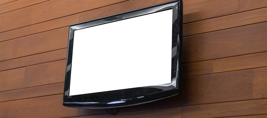 壁掛けテレビは設置場所の「高さ」に注目しよう!
