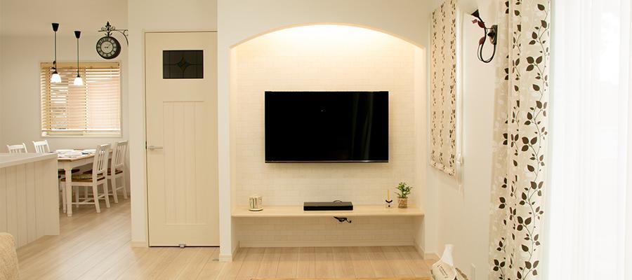 壁掛けテレビのサイズはどれくらいがおすすめ? 部屋別の大きさ比較