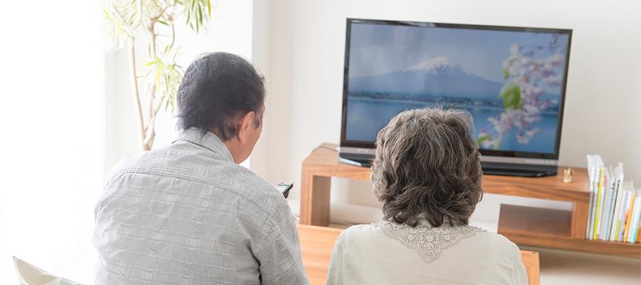 液晶テレビを長持ちさせよう! テレビの長持ちさせるコツ