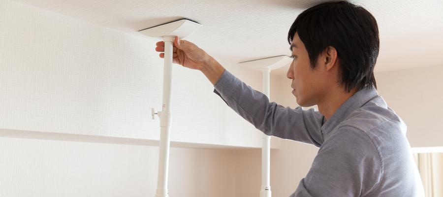 高齢者のための家具の防災対策術