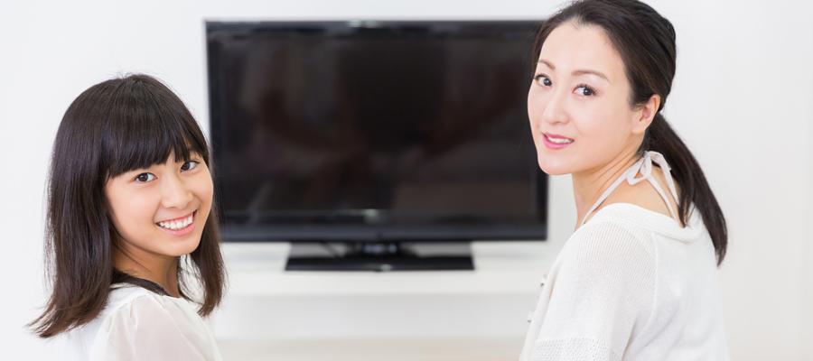 手狭な子ども部屋にテレビを設置するときのポイントとは?