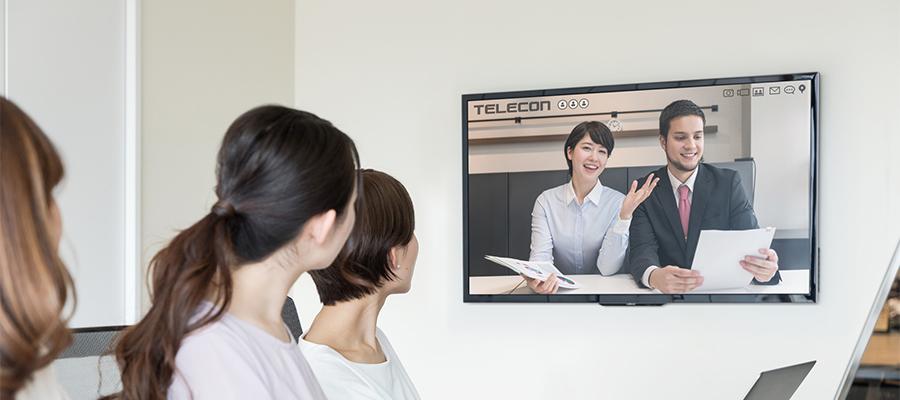 テレビ会議の注意点