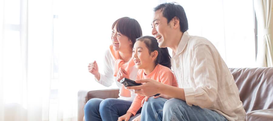 親子で楽しめる! 子育てファミリーにおすすめのVODはどれ?
